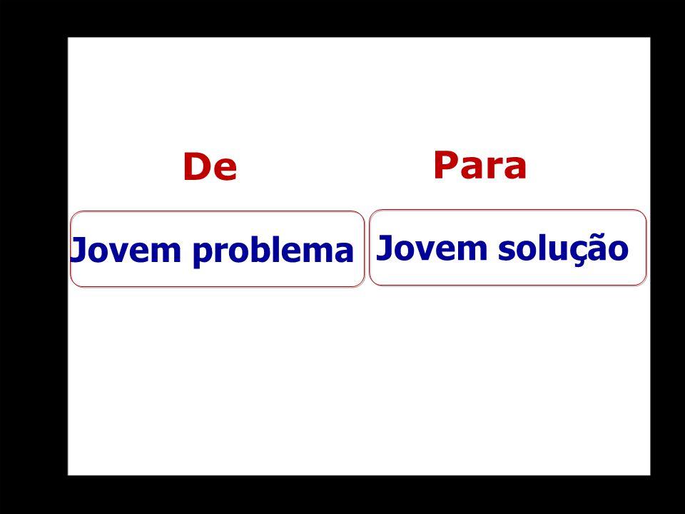 De Para Jovem problema Jovem solução