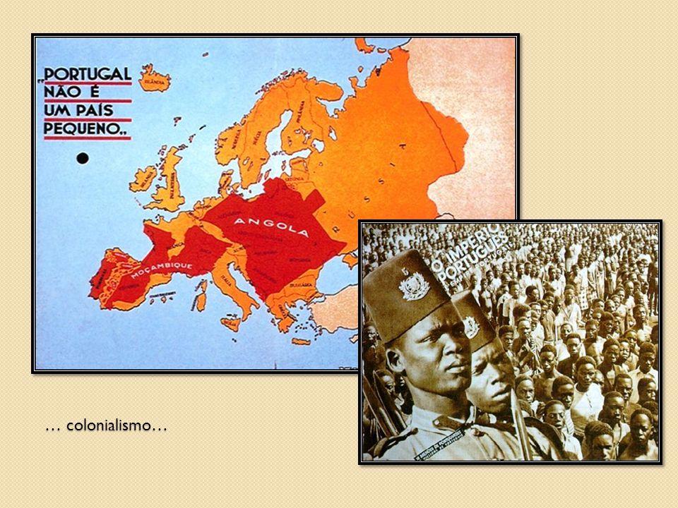… colonialismo…