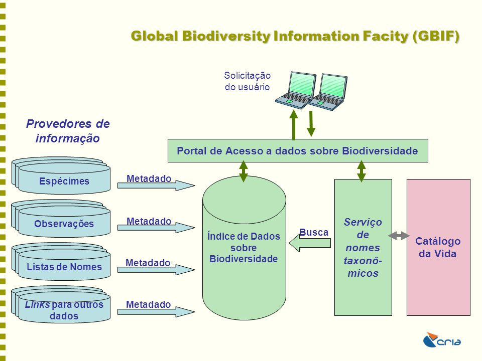 Global Biodiversity Information Facity (GBIF)