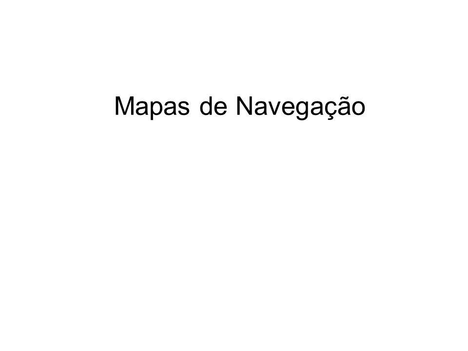 Mapas de Navegação