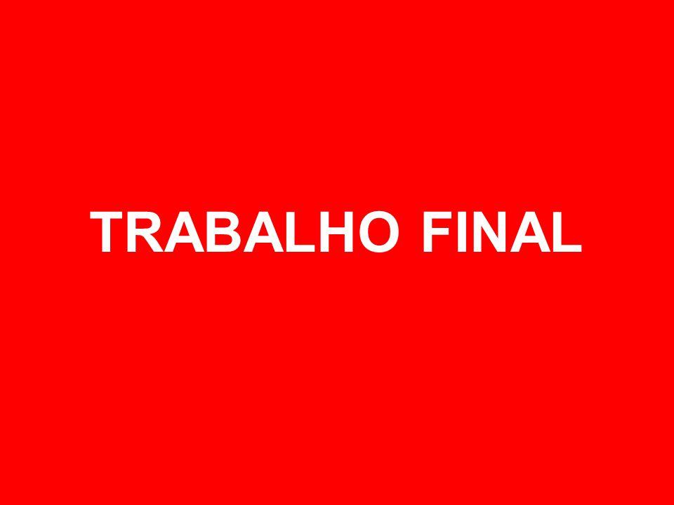 TRABALHO FINAL