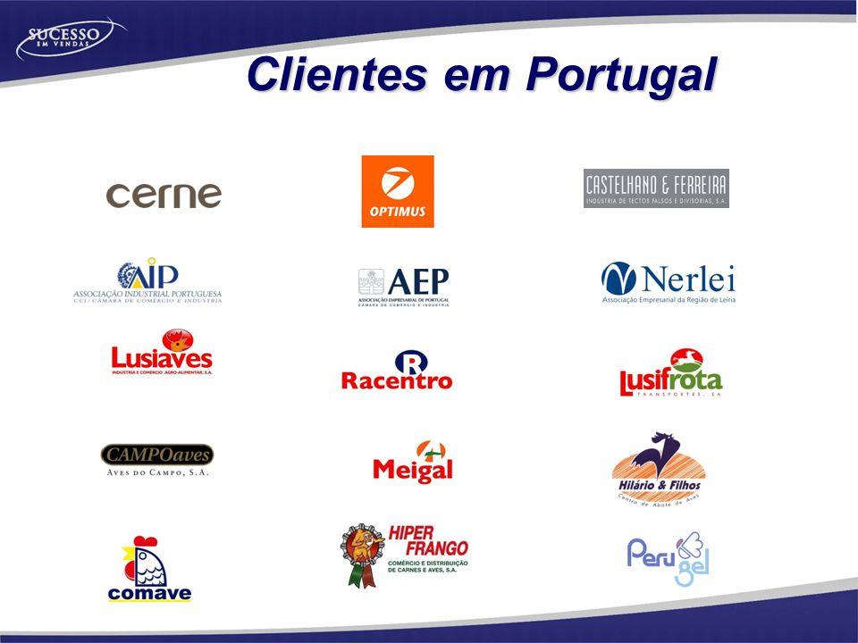 Clientes em Portugal