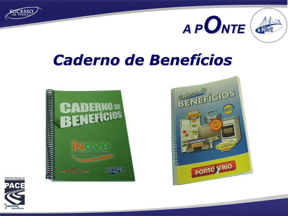 A PONTE Caderno de Benefícios