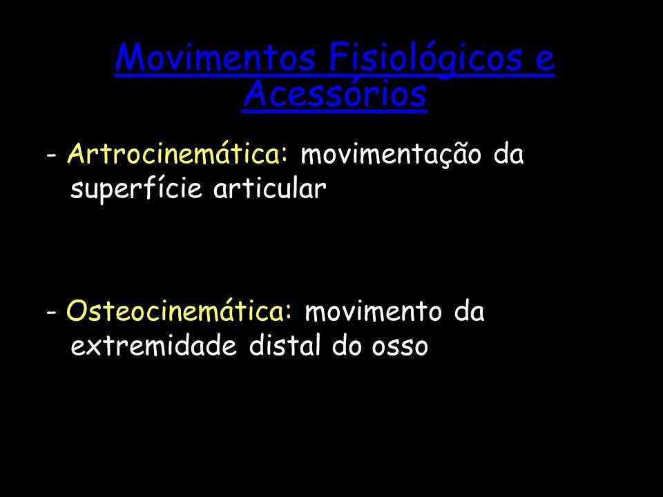 Movimentos Fisiológicos e Acessórios