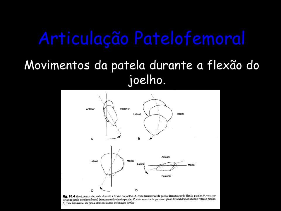 Articulação Patelofemoral