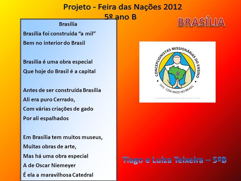 Tiago e Luiza Teixeira – 5ºB