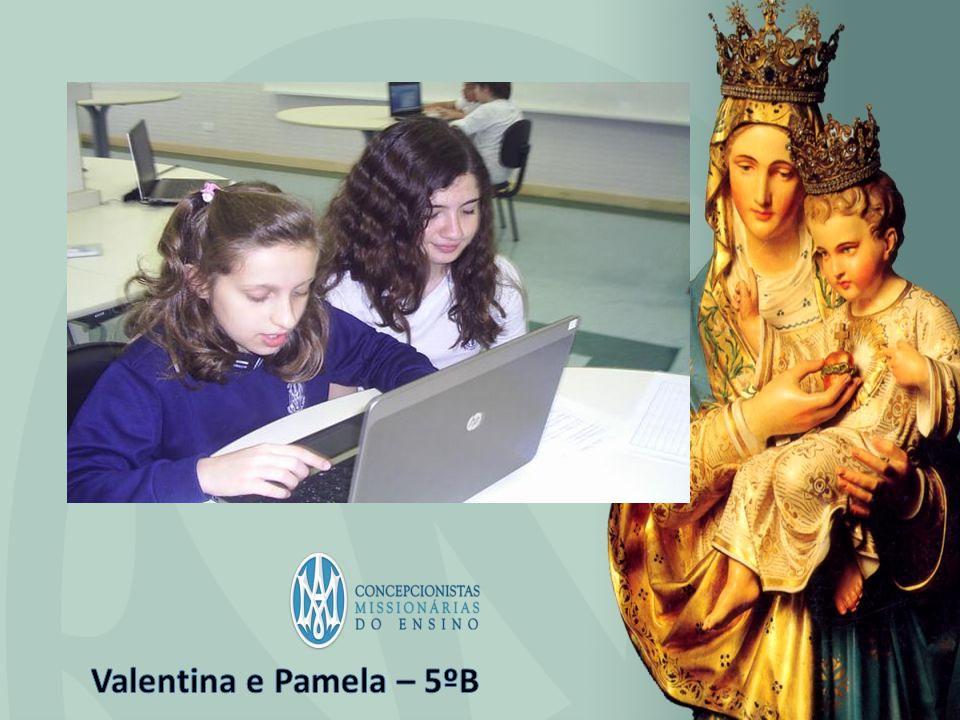 Valentina e Pamela – 5ºB