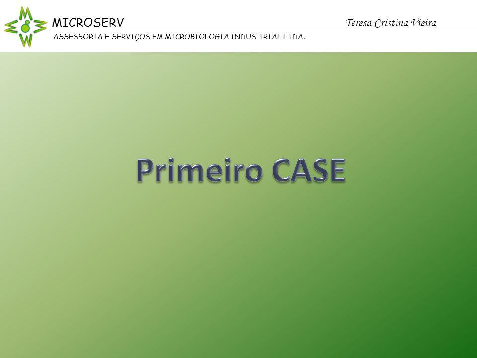 Primeiro CASE MICROSERV Teresa Cristina Vieira MICROSERV