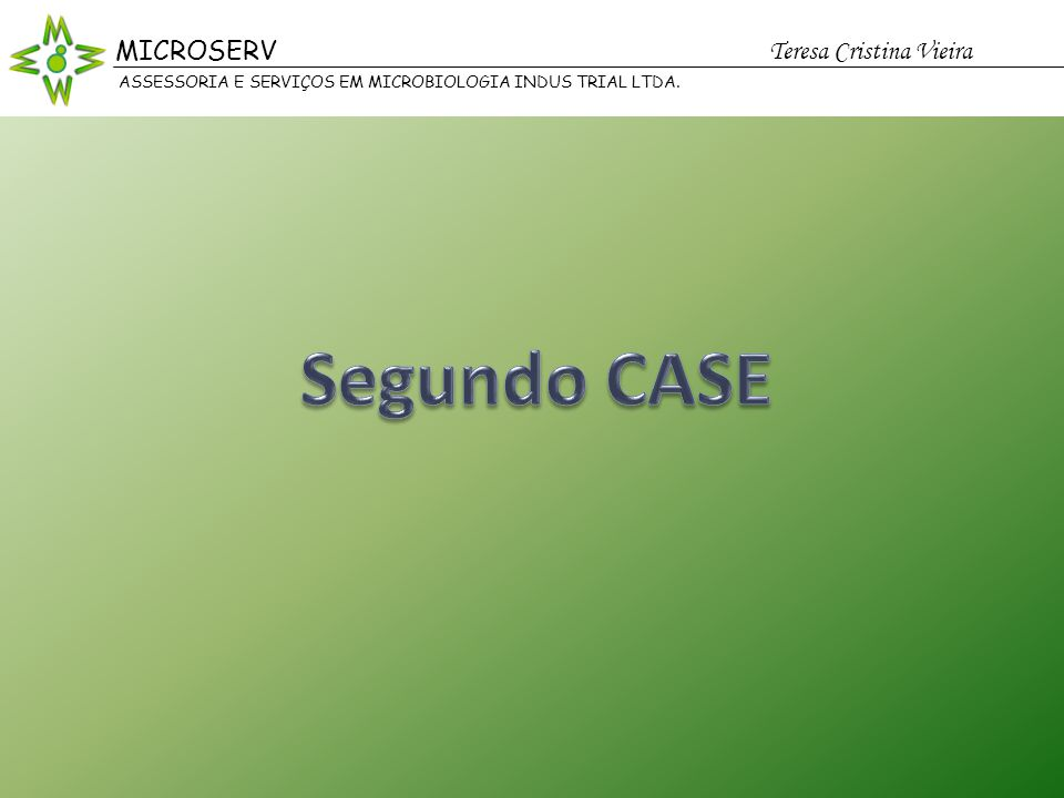 Segundo CASE MICROSERV Teresa Cristina Vieira MICROSERV