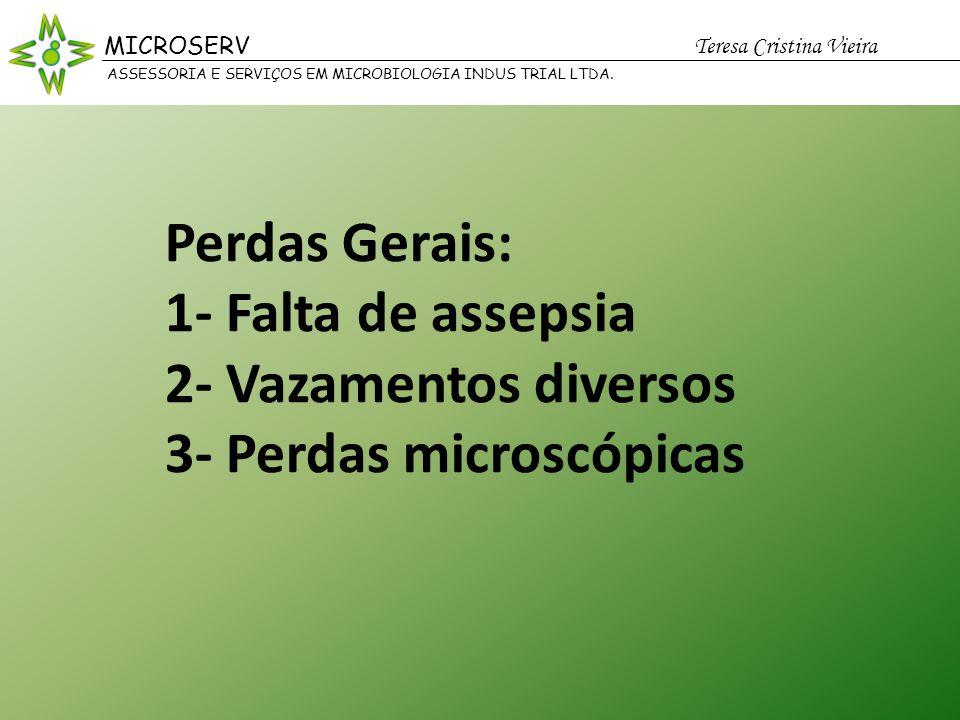 3- Perdas microscópicas