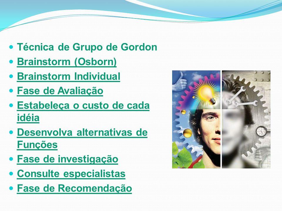 Técnica de Grupo de Gordon