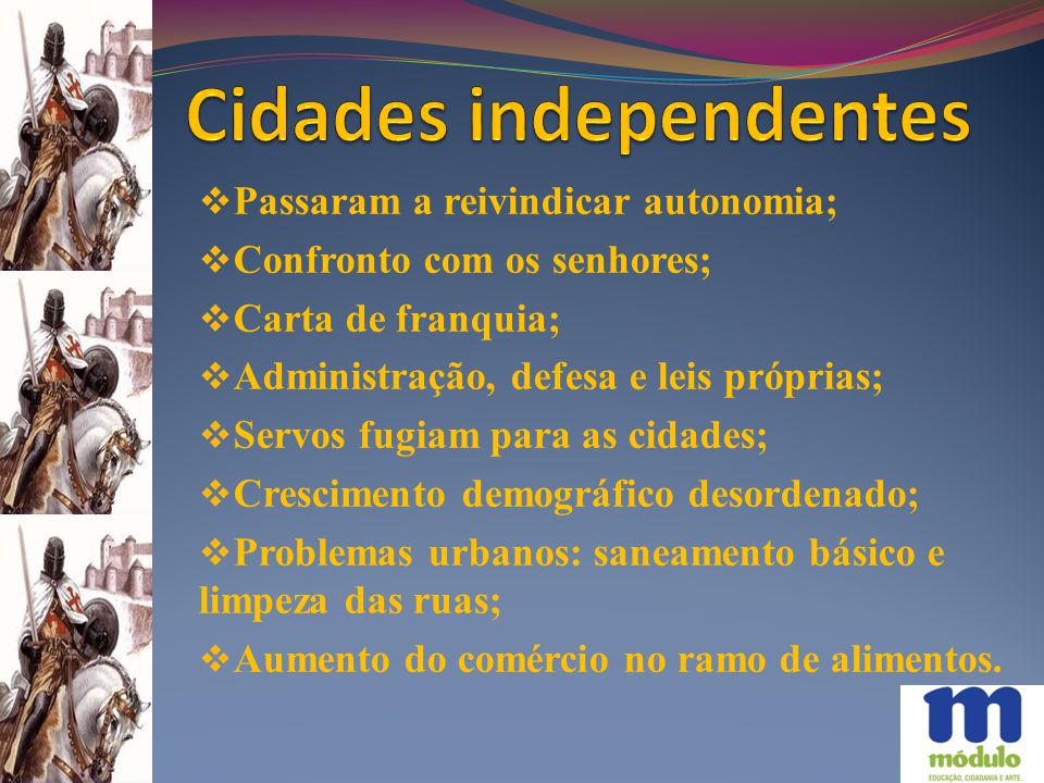 Cidades independentes