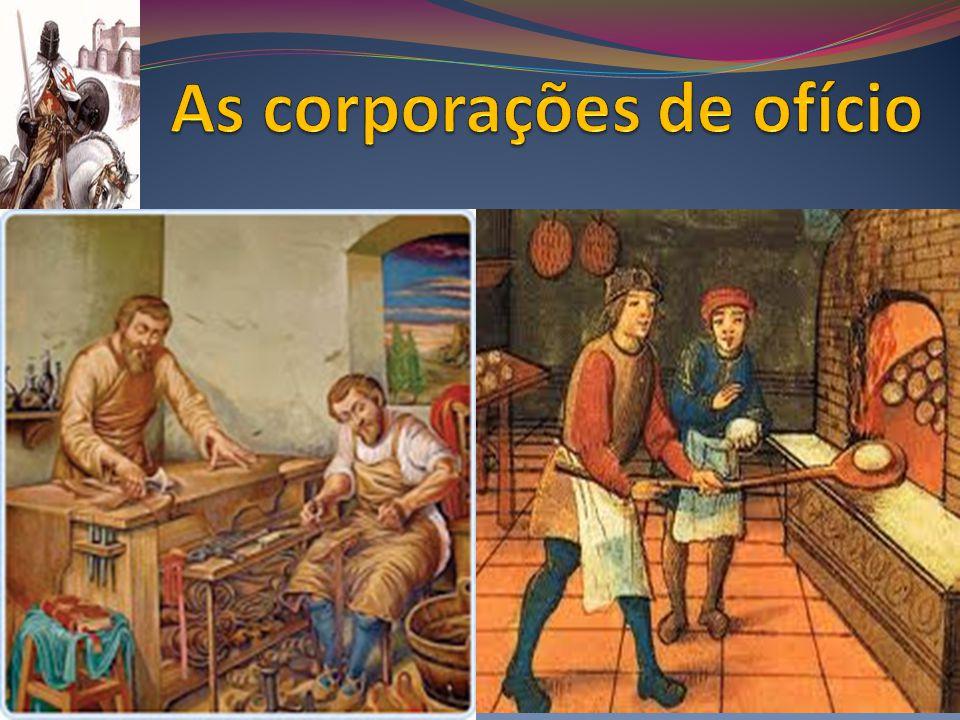 As corporações de ofício
