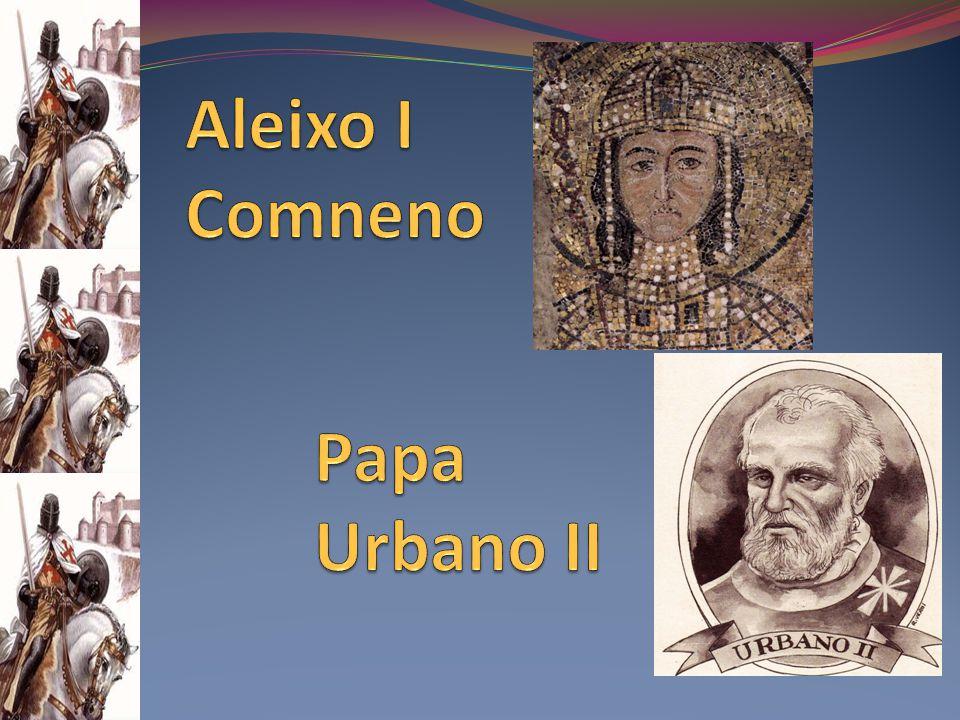 Aleixo I Comneno Papa Urbano II