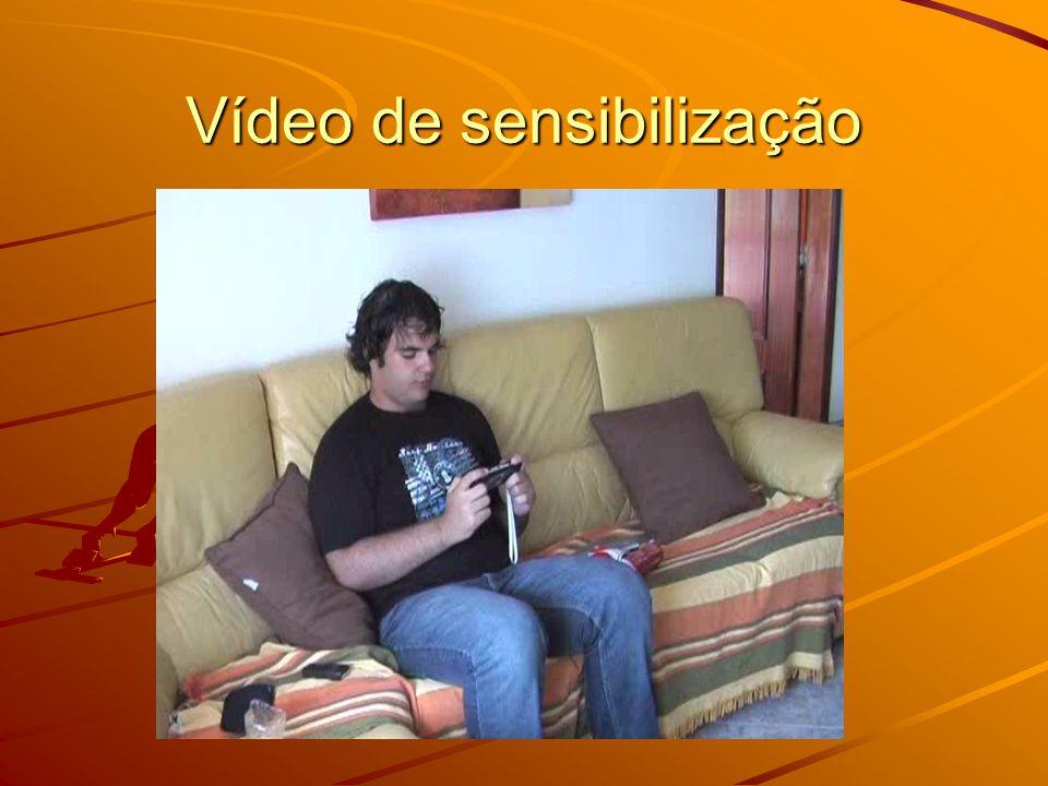 Vídeo de sensibilização