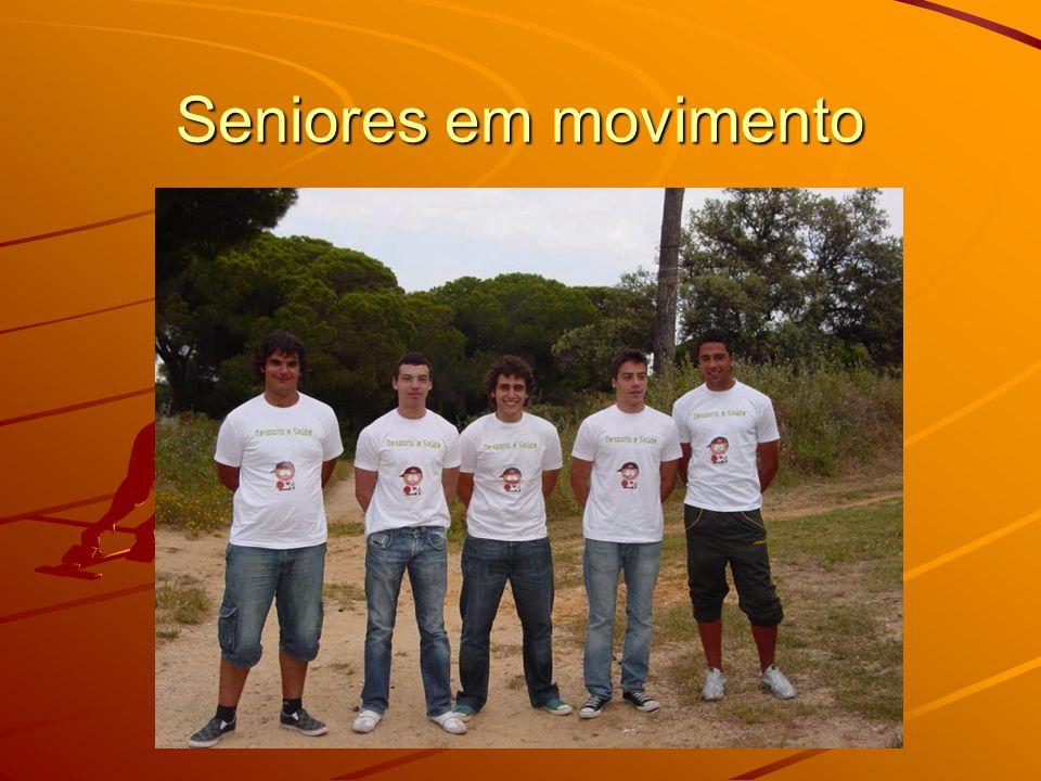 Seniores em movimento