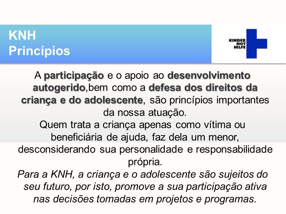 KNH Princípios