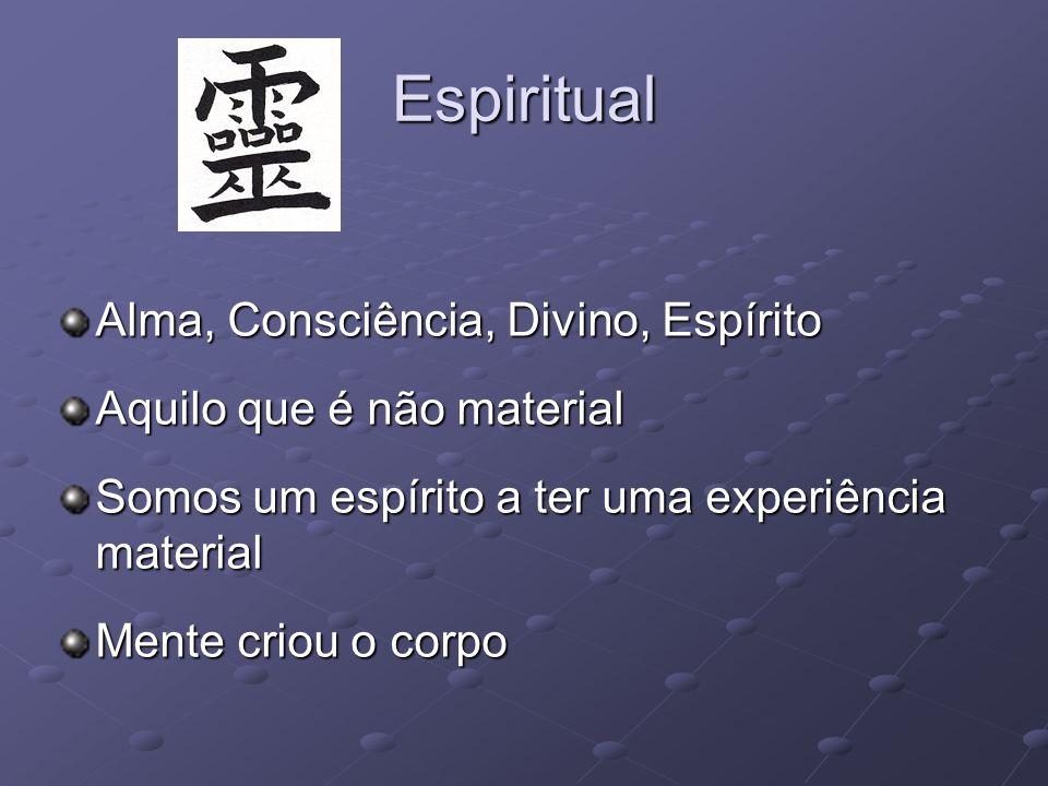 Espiritual Alma, Consciência, Divino, Espírito