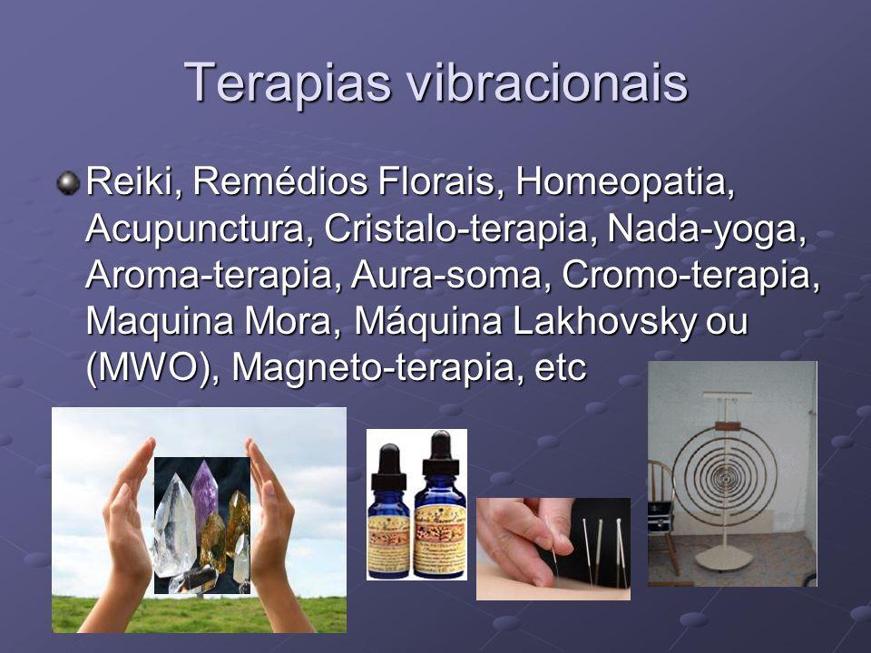 Terapias vibracionais