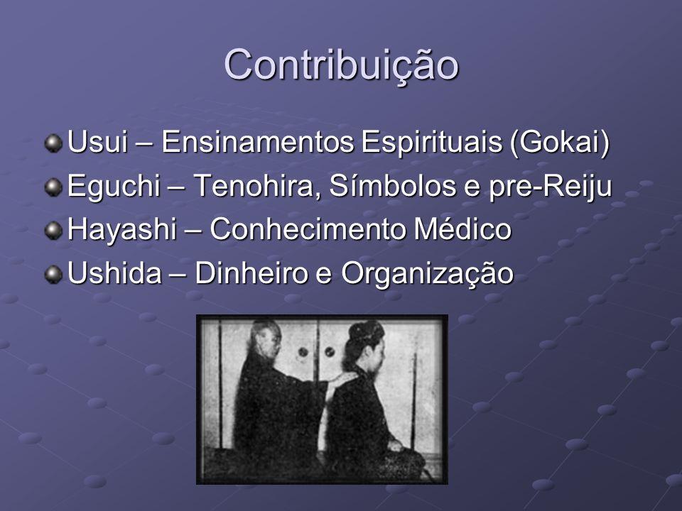 Contribuição Usui – Ensinamentos Espirituais (Gokai)