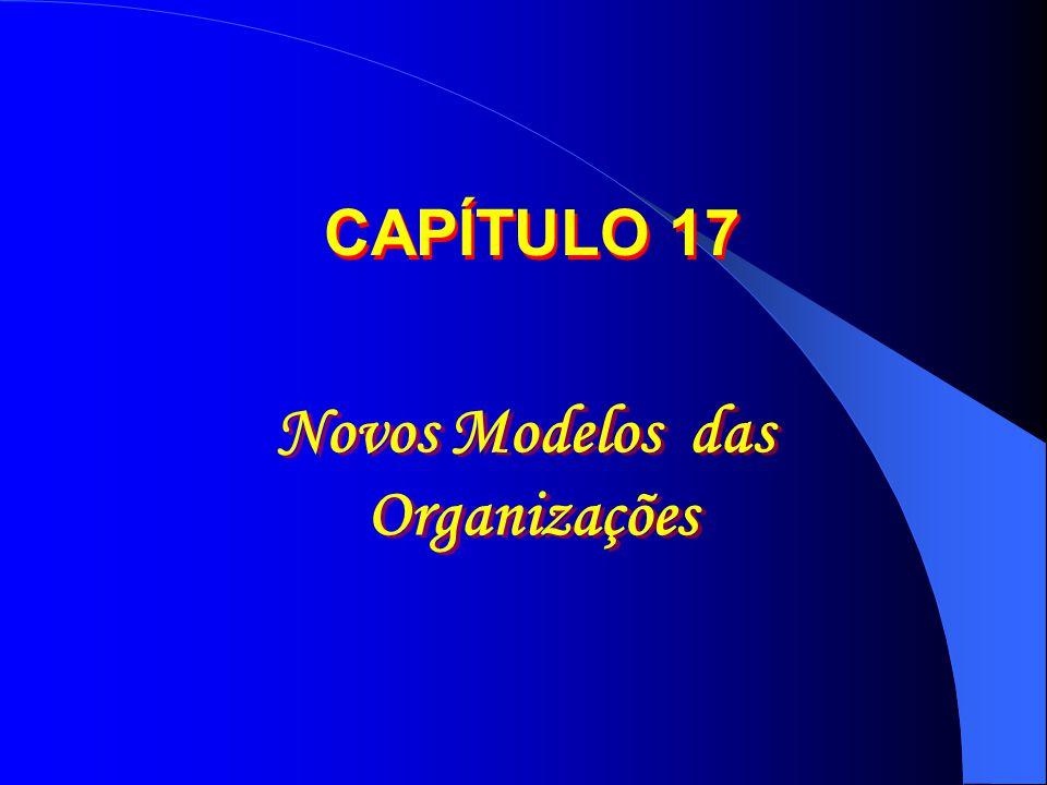 Novos Modelos das Organizações
