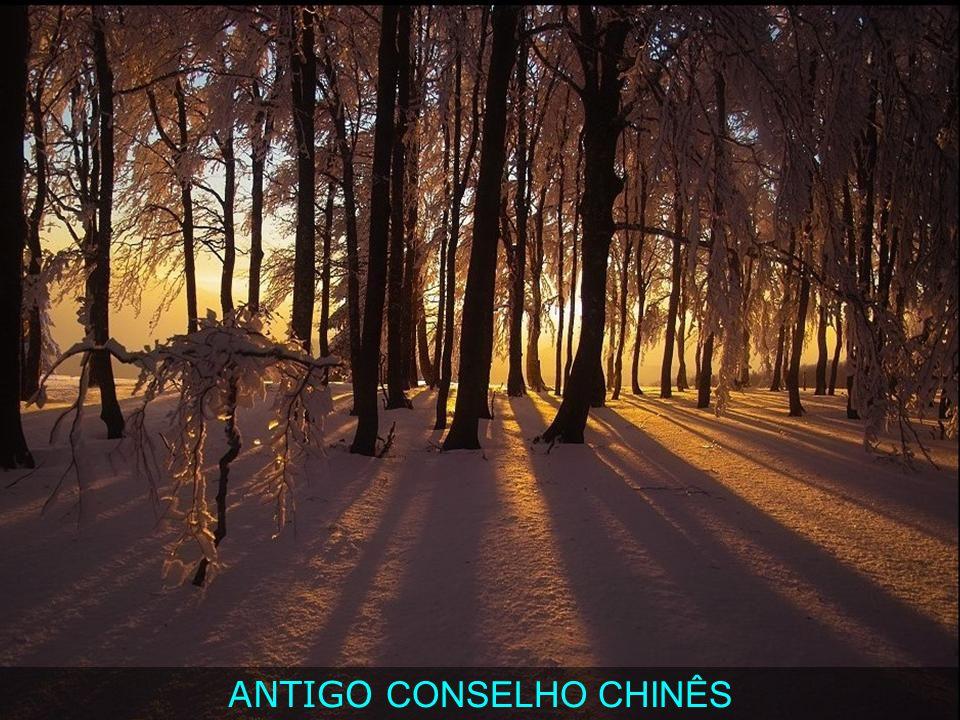 ANTIGO CONSELHO CHINÊS