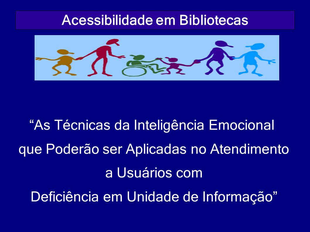 Acessibilidade em Bibliotecas
