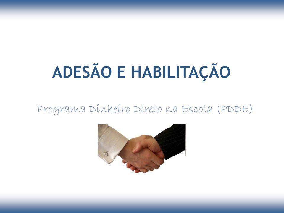 ADESÃO E HABILITAÇÃO 20