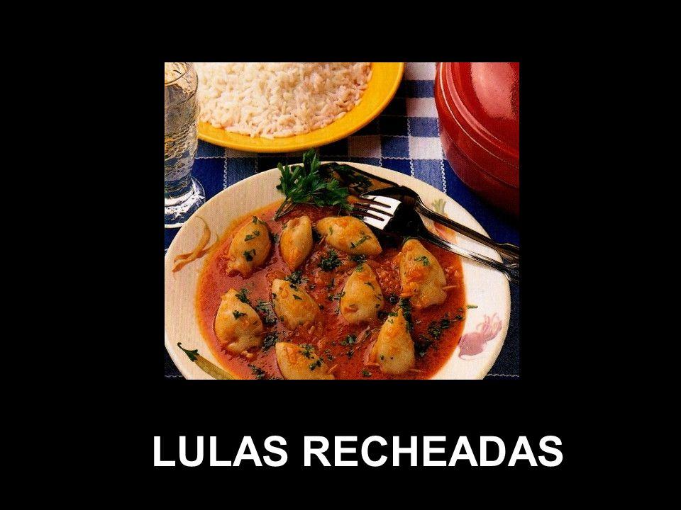 LULAS RECHEADAS