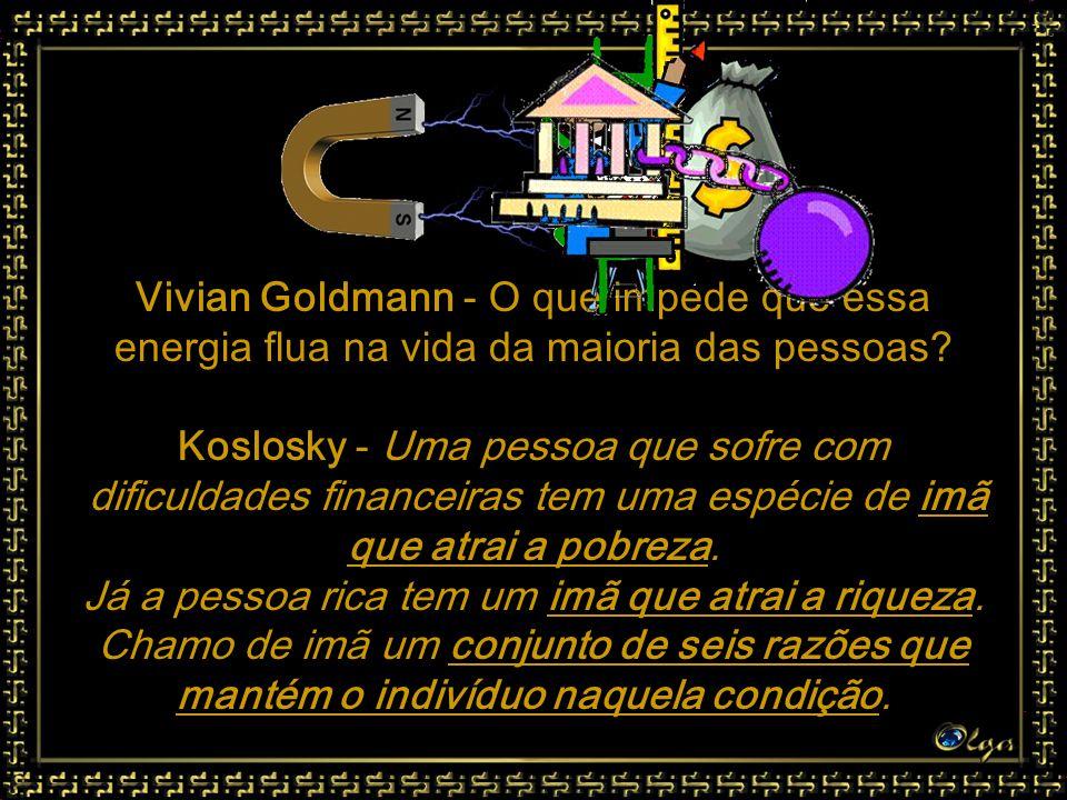 Vivian Goldmann - O que impede que essa