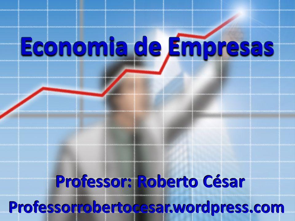 Professor: Roberto César