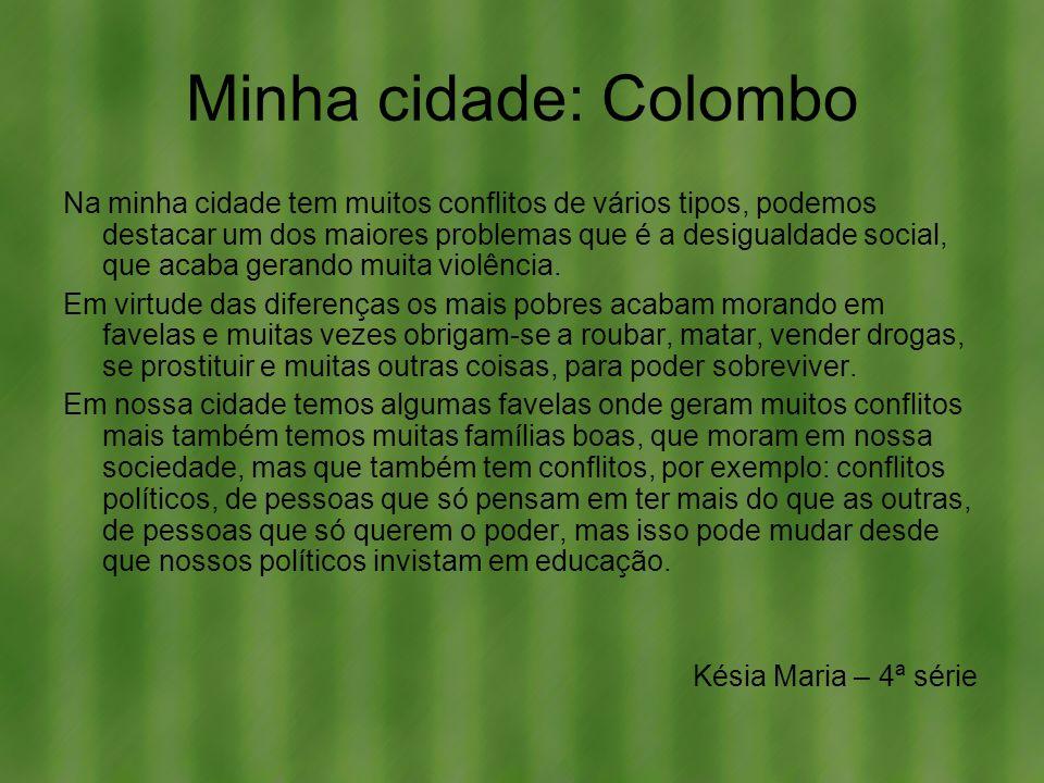 Minha cidade: Colombo