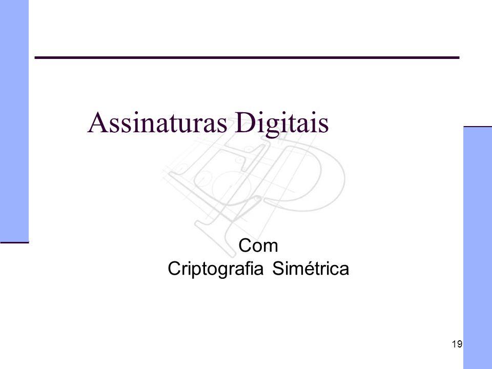 Com Criptografia Simétrica