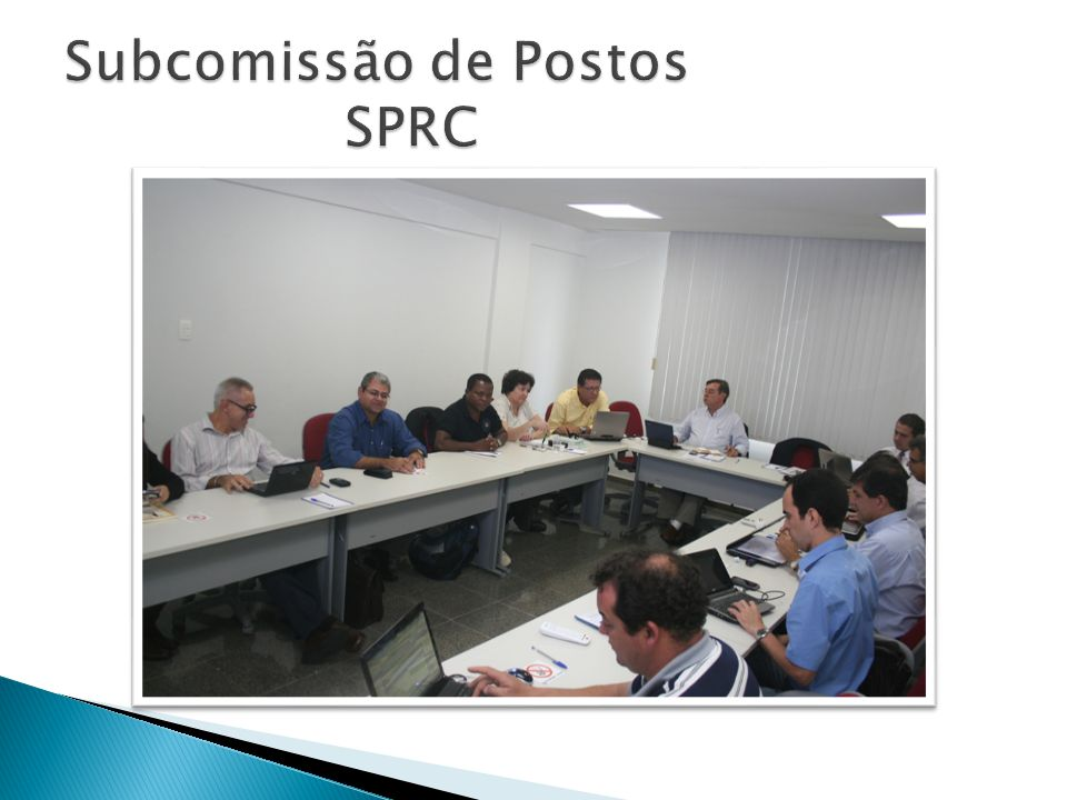 Subcomissão de Postos SPRC