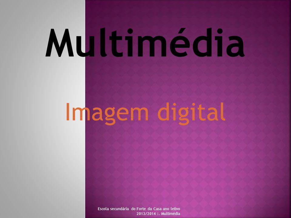 Multimédia Imagem digital