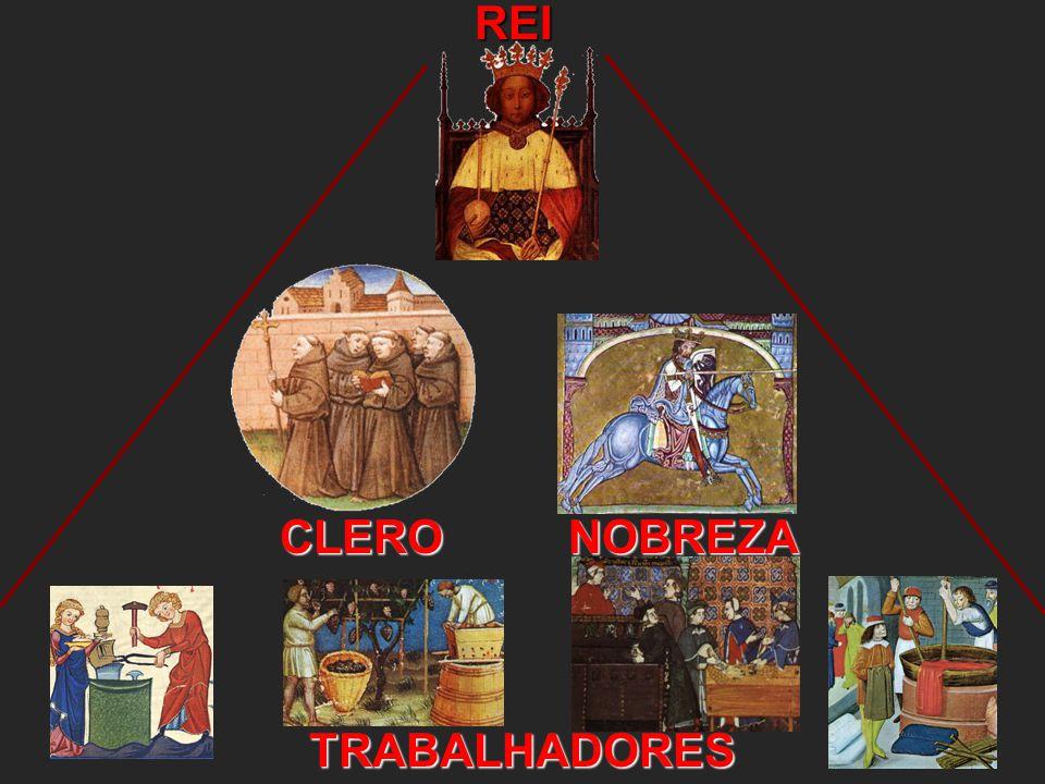 REI CLERO NOBREZA TRABALHADORES