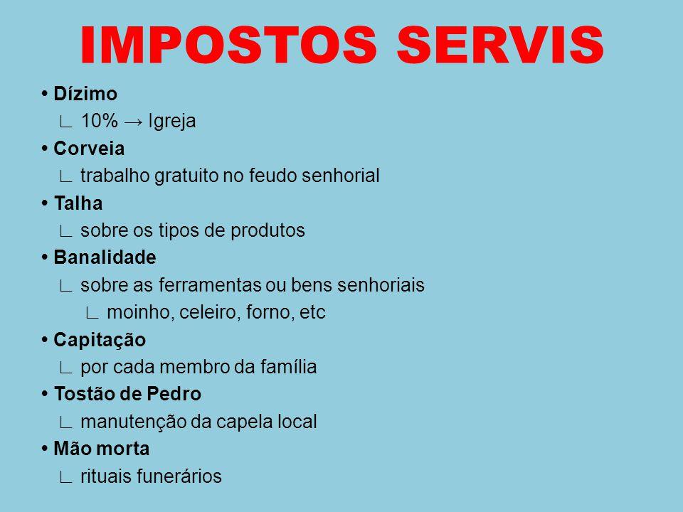 IMPOSTOS SERVIS