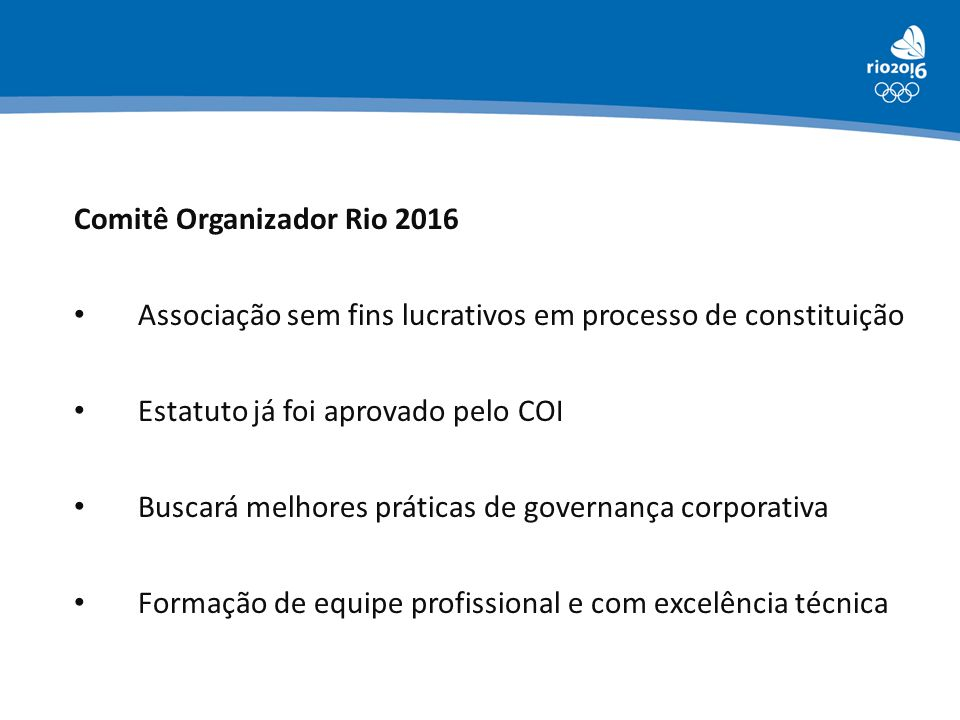Comitê Organizador Rio 2016