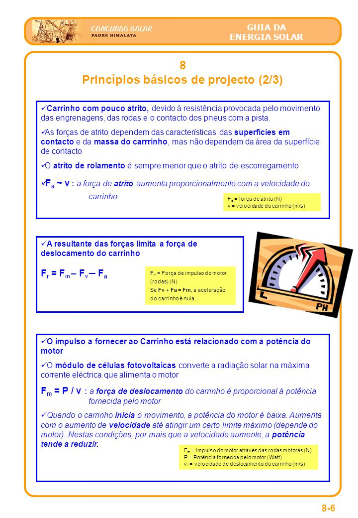 Princípios básicos de projecto (2/3)