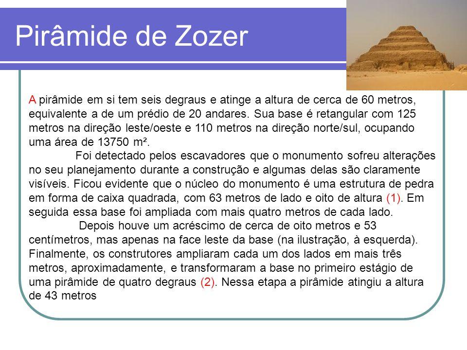 Pirâmide de Zozer