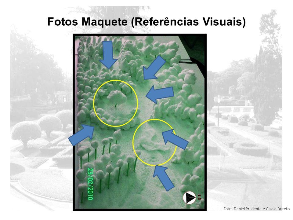 Fotos Maquete (Referências Visuais)