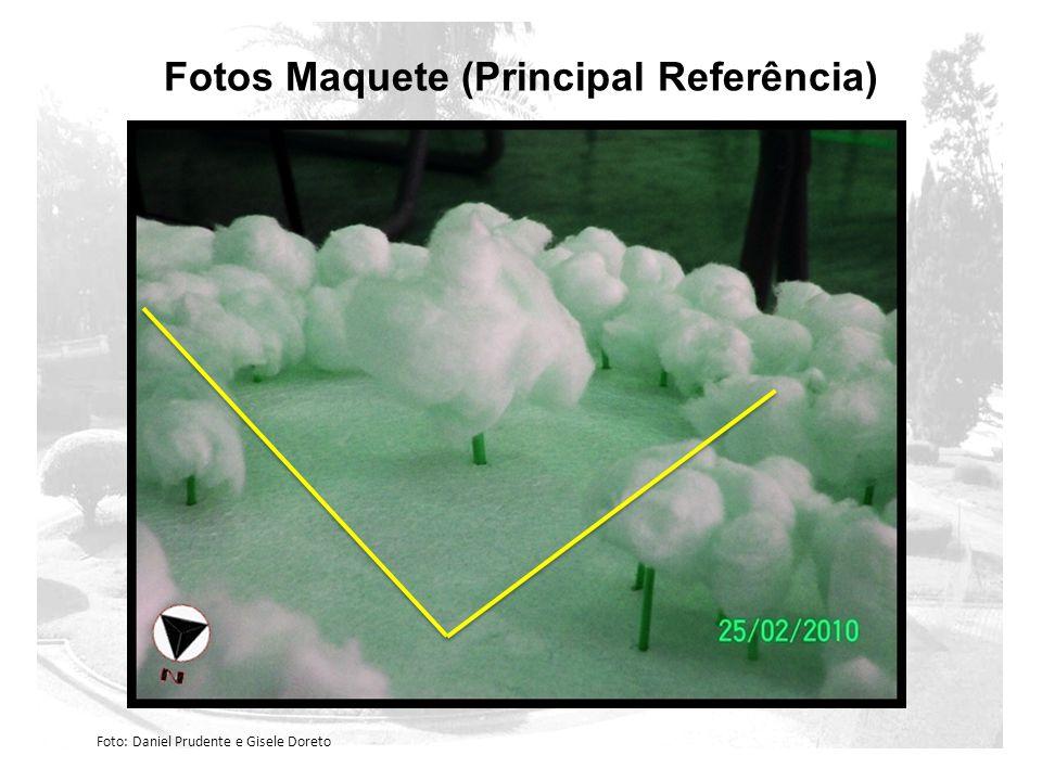 Fotos Maquete (Principal Referência)