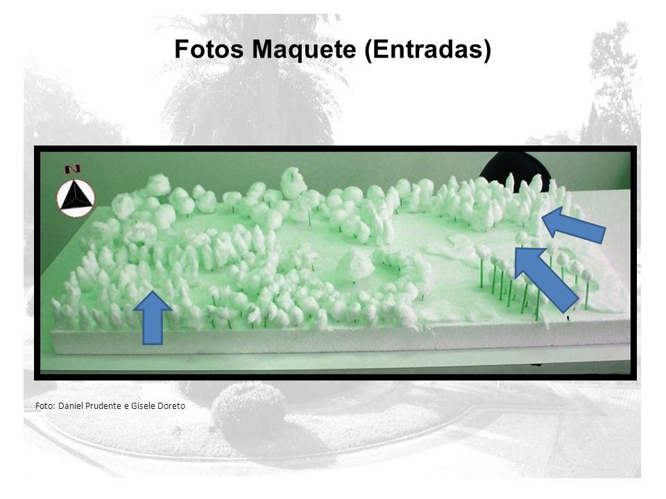Fotos Maquete (Entradas)