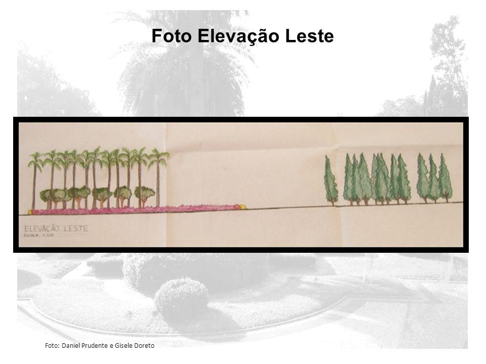 Foto Elevação Leste Foto: Daniel Prudente e Gisele Doreto