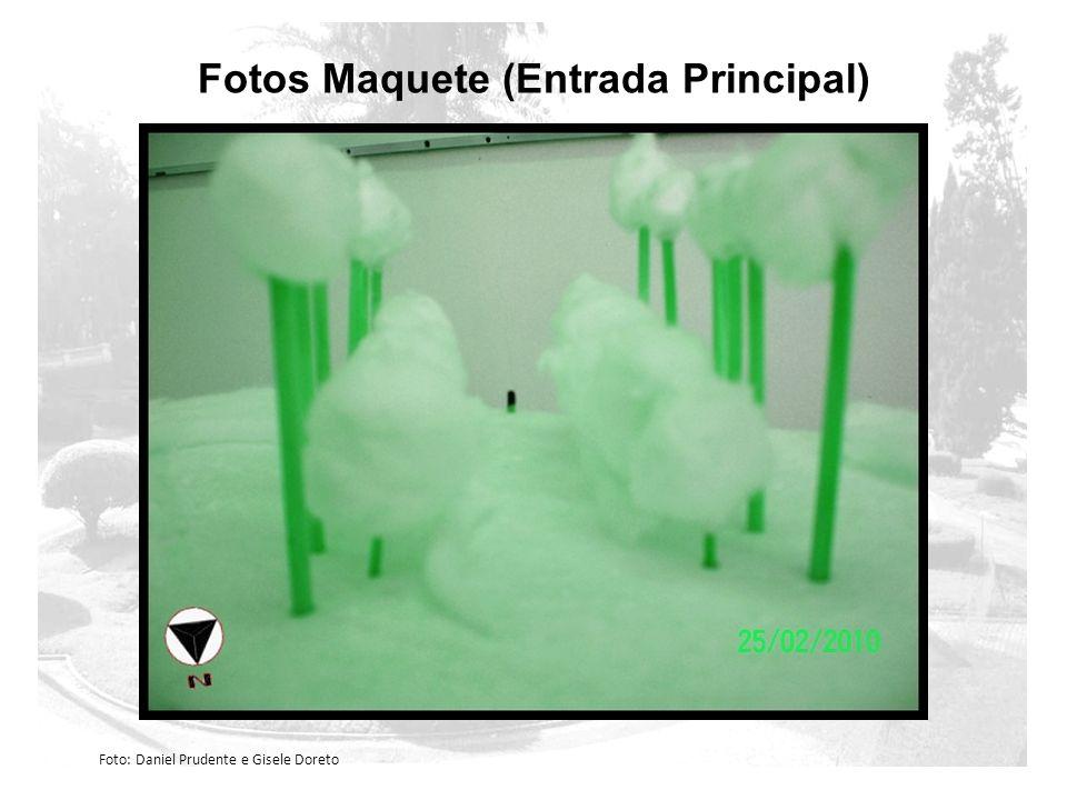 Fotos Maquete (Entrada Principal)