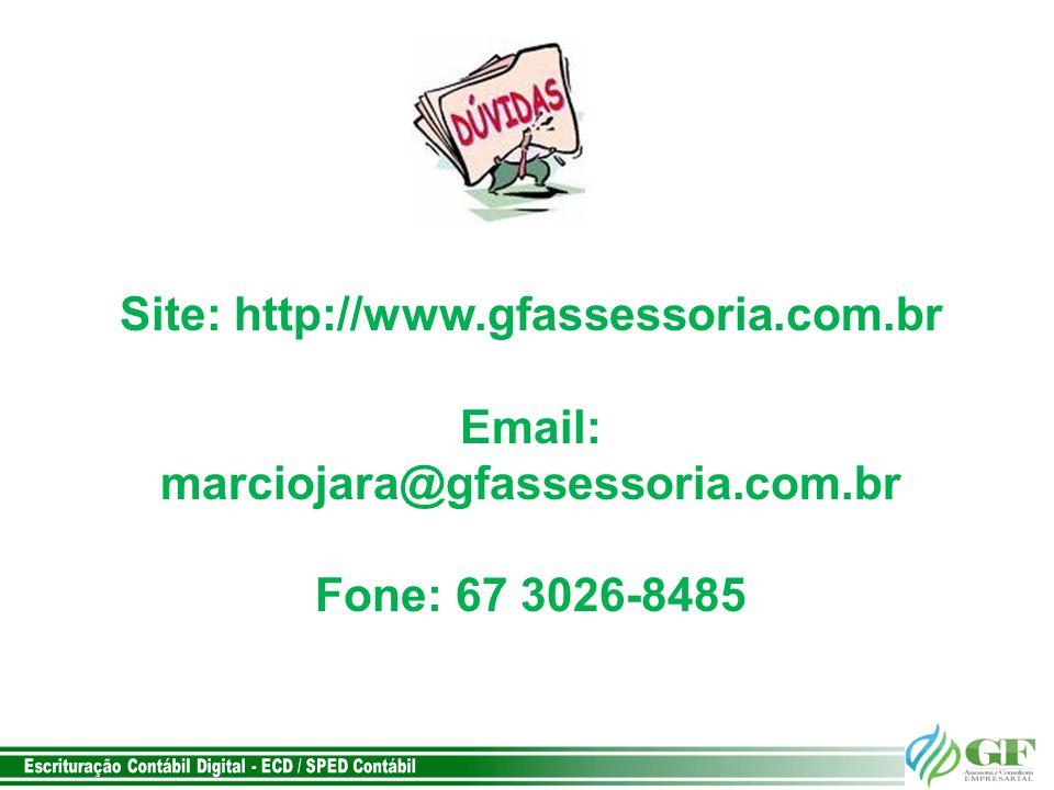 Site: http://www.gfassessoria.com.br