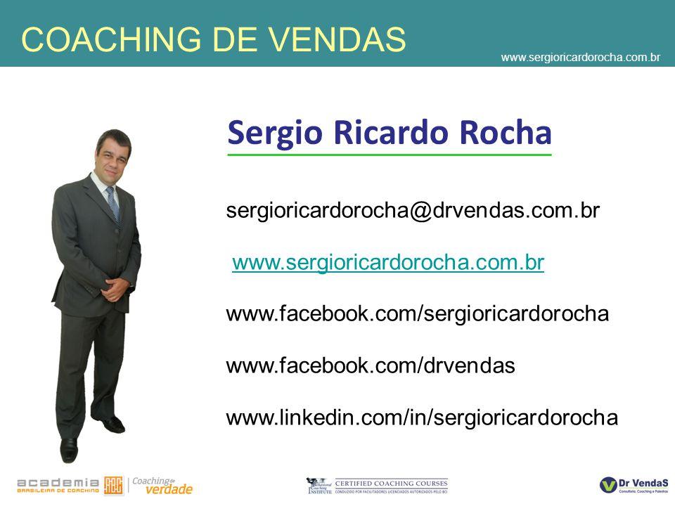 Sergio Ricardo Rocha COACHING DE VENDAS
