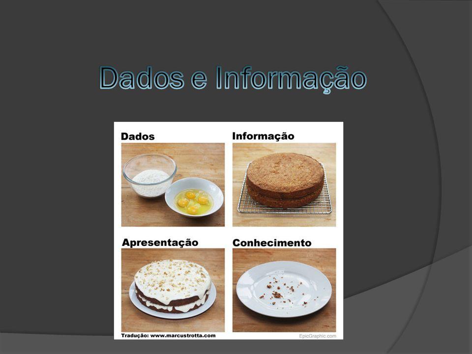 Dados e Informação