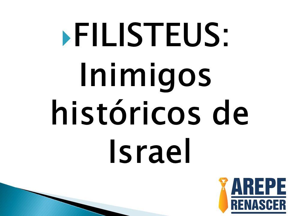 Inimigos históricos de Israel