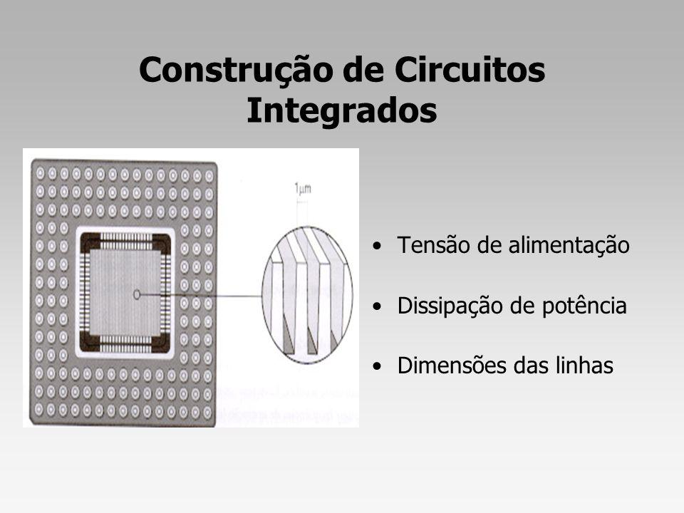 Construção de Circuitos Integrados